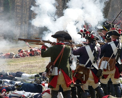 Action at Guilford Courthouse